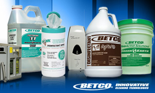 CW Hahn Co has joined the Betco Chemical Company